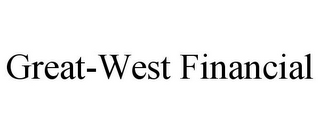 mark for GREAT-WEST FINANCIAL, trademark #85409274