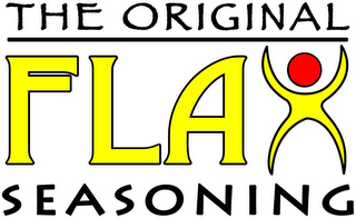 mark for THE ORIGINAL FLAX SEASONING, trademark #85410099