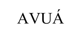 mark for AVUÁ, trademark #85410153