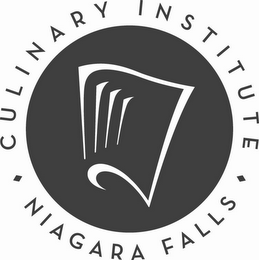 mark for CULINARY INSTITUTE NIAGARA FALLS, trademark #85411371