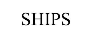 mark for SHIPS, trademark #85411425