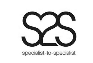 mark for S2S SPECIALIST-TO-SPECIALIST, trademark #85413483