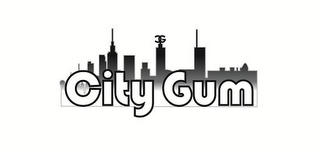 mark for CITY GUM, trademark #85413537