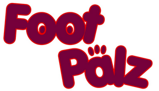 mark for FOOT PALZ, trademark #85413690
