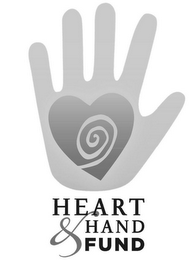 mark for HEART & HAND FUND, trademark #85414157