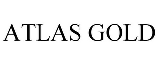 mark for ATLAS GOLD, trademark #85414575