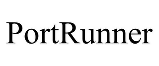 mark for PORTRUNNER, trademark #85414614