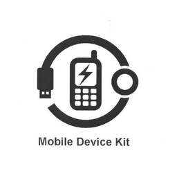 mark for MOBILE DEVICE KIT, trademark #85414801