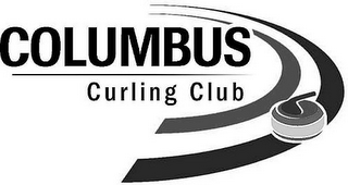 mark for COLUMBUS CURLING CLUB, trademark #85415227