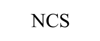 mark for NCS, trademark #85415438
