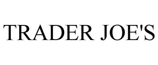 mark for TRADER JOE'S, trademark #85415462