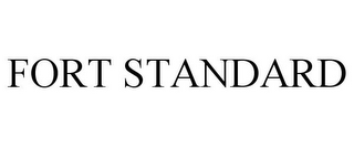 mark for FORT STANDARD, trademark #85416503