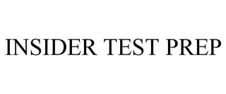 mark for INSIDER TEST PREP, trademark #85416599
