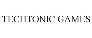 mark for TECHTONIC GAMES, trademark #85417039