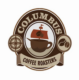 mark for COLUMBUS COFFEE ROASTERS, trademark #85417514