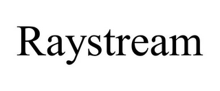 mark for RAYSTREAM, trademark #85417794