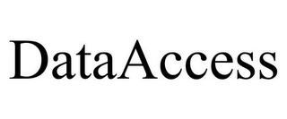 mark for DATAACCESS, trademark #85418756