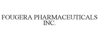 mark for FOUGERA PHARMACEUTICALS INC., trademark #85419230
