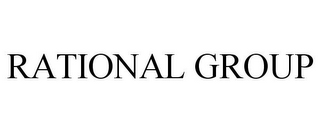 mark for RATIONAL GROUP, trademark #85419247