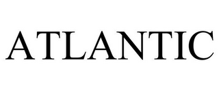 mark for ATLANTIC, trademark #85419310