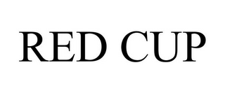 mark for RED CUP, trademark #85419397