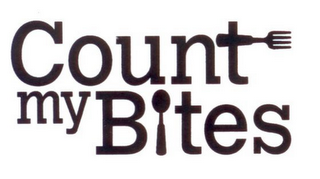 mark for COUNT MY BITES, trademark #85419819