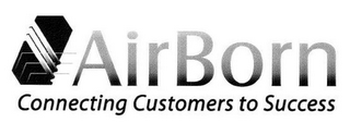 mark for A AIRBORN CONNECTING CUSTOMERS TO SUCCESS, trademark #85419986
