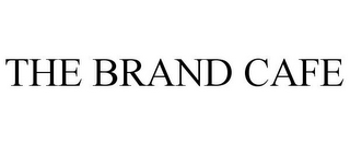 mark for THE BRAND CAFE, trademark #85420254