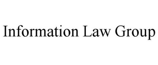 mark for INFORMATION LAW GROUP, trademark #85421389