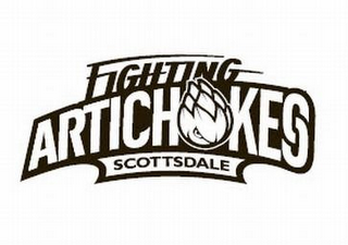 mark for FIGHTING ARTICHOKES SCOTTSDALE, trademark #85421757