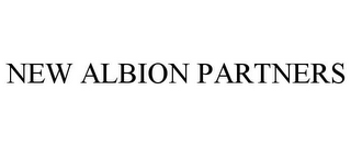 mark for NEW ALBION PARTNERS, trademark #85421996