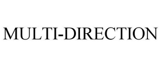 mark for MULTI-DIRECTION, trademark #85422128
