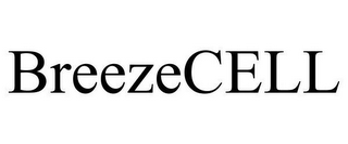 mark for BREEZECELL, trademark #85423166
