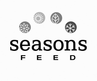 mark for SEASONS FEED, trademark #85423200