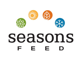 mark for SEASONS FEED, trademark #85423258