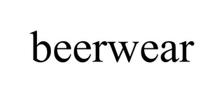 mark for BEERWEAR, trademark #85423354