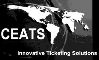 mark for CEATS INNOVATIVE TICKETING SOLUTIONS, trademark #85423595
