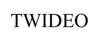 mark for TWIDEO, trademark #85423842
