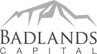 mark for BADLANDS C A P I T A L, trademark #85425015