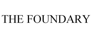 mark for THE FOUNDARY, trademark #85425546