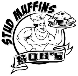 mark for BOB'S STUD MUFFINS, trademark #85425744