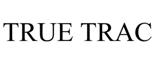 mark for TRUE TRAC, trademark #85426649