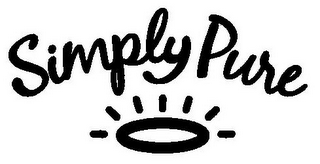 mark for SIMPLY PURE, trademark #85426805