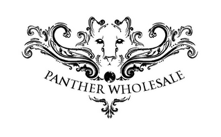 mark for PANTHER WHOLESALE, trademark #85427224