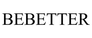 mark for BEBETTER, trademark #85427704