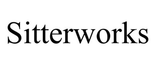 mark for SITTERWORKS, trademark #85428013