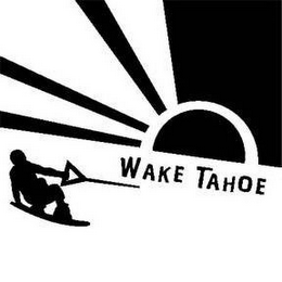 mark for WAKE TAHOE, trademark #85428117