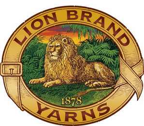 mark for LION BRAND YARNS 1878, trademark #85428249