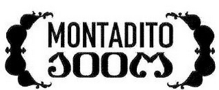 mark for MONTADITO 100M, trademark #85428589