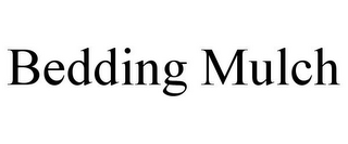 mark for BEDDING MULCH, trademark #85428994